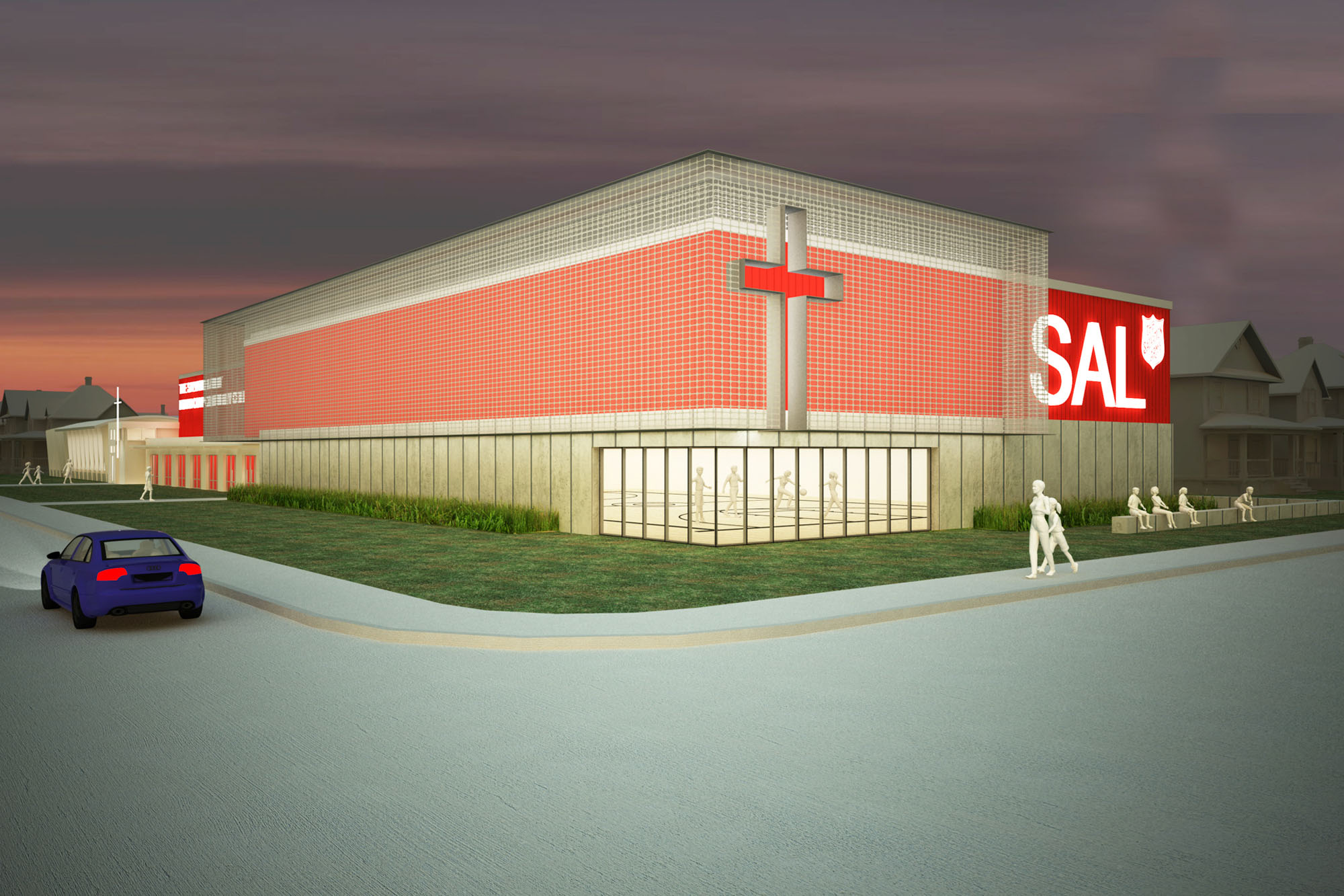 the-salvation-army,-north-corps-community-center